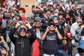 Can You Go Blind By Looking At The Sun Five Things You Must Not Do During Totality At The Solar Eclipse