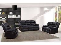 Large Black Leather Corner Sofa Black Leather Corner Sofa Sofas Armchairs Couches U0026 Suites For