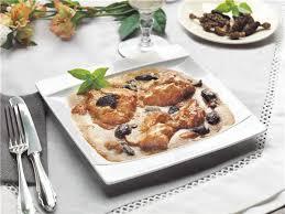 cuisiner le ris de veau ris de veau aux morilles 380g cuisine raffinée maison godard