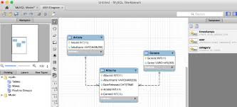 Mysqlwork Bench How To Reverse Engineer A Database In Mysql Workbench Database Guide