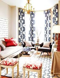Patterned Blackout Curtains Large Patterned Curtains Mccbaywindow