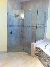 fisher glass services frameless shower doors serving broward dade