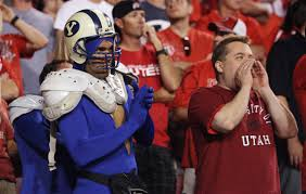Flag Football Utah 14 Heartfelt Memories From The Byu Utah Rivalry From Actual Fans