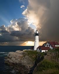 Light Houses Free Photo Lighthouse Beacon Light House Free Image On