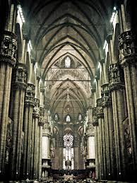 milan cathedral floor plan milan cathedral wondermondo