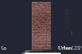 tutorial autocad hatch 4 autocad commands to draw paving patterns on curving paths land8