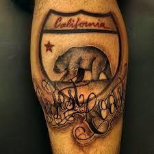 34 awesome california tattoos