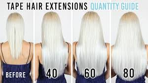 how many bags of hair do you need for jumbo box braids tape hair extensions quantity guide zala hair extensions youtube