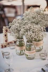 Mason Jars Wedding Centerpieces by 70 Easy Rustic Wedding Ideas That You Could Try In 2017 Rustic