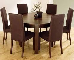 Dining Room Table Sets Leather Chairs by 10 Modern Dining Room Sets With Awesome Upholstery Rilane