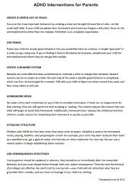 adhd therapy worksheets for 28 templates 1000 images about