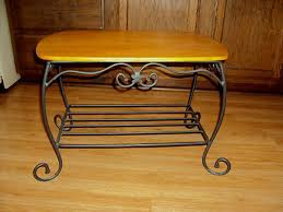 Outdoor Bakers Rack Wrought Iron Wrought Iron Bakers Rack For Kitchen Home Painting Ideas