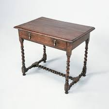 1700s english country style writing desk table for sale old plank