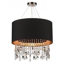 black crystal pendant light childrens pendant lighting 28 exles flamboyant black pendant