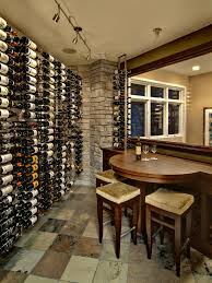 basement wine cellar basement modern with none beeyoutifullife com