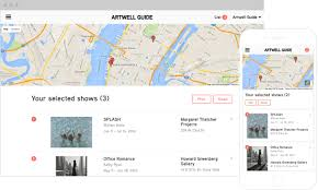 Chelsea Gallery Map Art Listings Better Artwell Guide