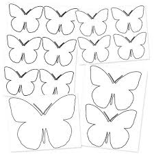 outline of a butterfly printable yidam info
