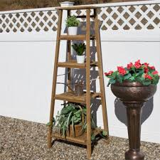 plant stand tier wooden plant stand tags stirring tiered flower