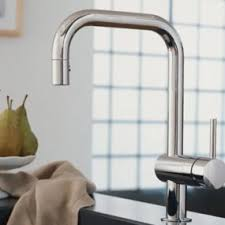 grohe kitchen faucet grohe kitchen faucet the bridgeford pull out transitional faucet