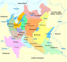 provinces of italy map map of lombardy with lakes provinces italy lombardy