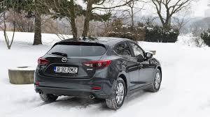 mazda 3 hatchback driven 2017 mazda3 hatchback autoevolution