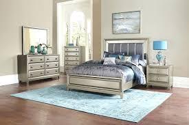 mirror headboard bed ideas home improvement glamorous bedroom old