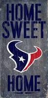 Houston Texans Flags Officially Licensed Houston Football Home Sweet Home Sign Texans