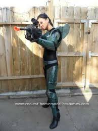 Halo Halloween Costumes Coolest Female Halo Costume Costumes Cosplay