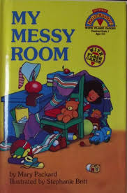 amazon com my messy room my first hello reader 9780613139700