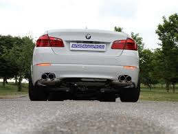 bmw 535i exhaust help with exhaust installation that requires bumper to be trimmed