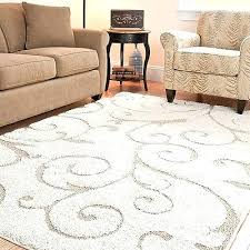 8 By 10 Area Rugs Cheap White Shag Rug 8 10 Area Rugs Patterned Shag Rug Fluffy Rugs White