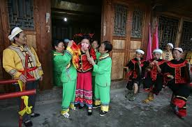 10 wedding traditions from around the world ewmoda