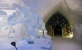 Hotel De Glace Canada by How To Survive A Night At The Quebec Ice Hotel Justin Plus Lauren