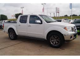 Used Cars In Port Arthur Tx Nissan Frontier Crew Cab Sl In Texas For Sale Used Cars On