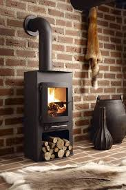 Wood Burning Fireplace by Best 25 Modern Wood Burning Stoves Ideas On Pinterest Modern
