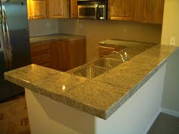 best kitchen island countertop ideas design and decor image of kitchen countertops materials which one is the best porcelain tile funky upholstery fabric contemporary