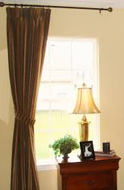 fresh unique hang curtains on vertical blind track 13695