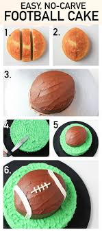 football decorations touchdown brownies recipe football fans brownies and scores