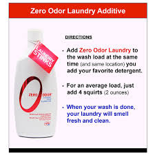 Perspiration Odor Removal From Clothes Amazon Com Zero Odor Laundry Odor Eliminator Concentrate 16