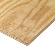 23 32 in x 4 ft x 8 ft rtd sheathing syp 166103 the home depot