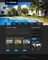 Free Real Estate Website Templates by Wtc Realestate Template Vn