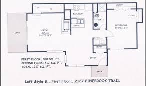 Loft Home Floor Plans Simple Loft Style Home Plans Placement Building Plans Online 82170