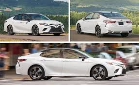 what is a toyota camry 2018 toyota camry drive review car and driver