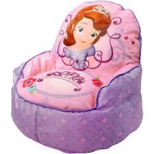 Bean Bag Sofas by Disney Sofia The First Toddler Bean Bag Sofa Chair U2013 Ny Baby Store