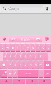 go keyboard theme apk pink go keyboard theme android apps on play