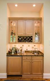 kitchen bar cabinets wet bar cabinets kitchen traditional with bar glass front cabinet