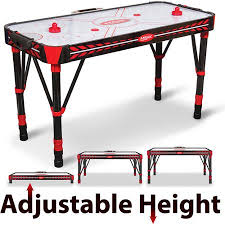 air powered hockey table majik 54 adjust and store air powered hockey table justdealsstore com