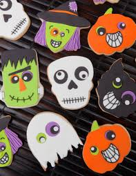 halloween cookie decorating ideas