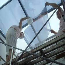 aliexpress com buy 1 52m5m commercial safety clear film solar