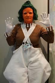 Oompa Loompa Halloween Costumes Adults 11 Oompa Loompa Images Chocolate Factory